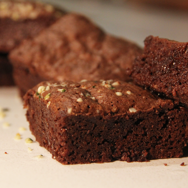 Elise Edouard Chocolate Brownie Hemp Image