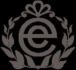 Elise Edouard Gourmet Cafe Sweets Dark Logo