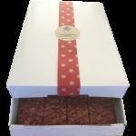 Chocolate Brownie Bake in a Box Vertical Box